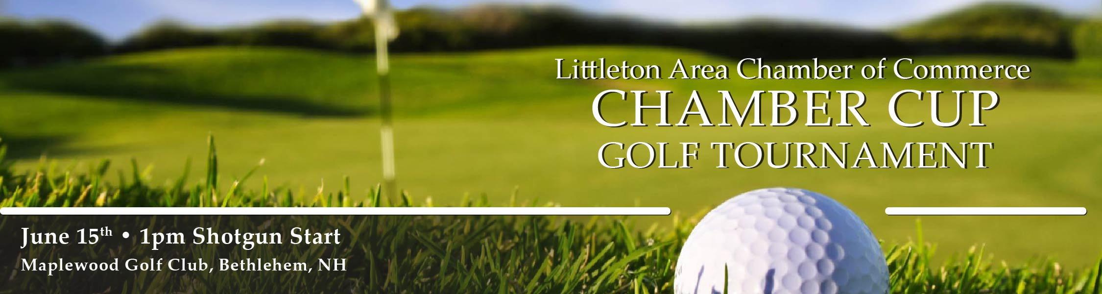 golf tournament littleton area chamber of commerce